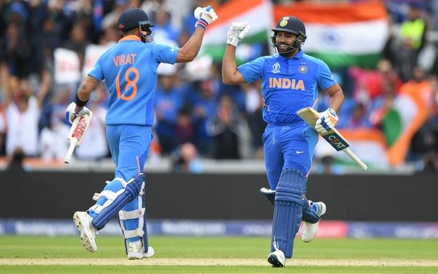 आईसीसी वनडे रैंकिंग: बल्लेबाजी की नई रैंकिंग घोषित, जानें कहां हैं विराट और रोहित