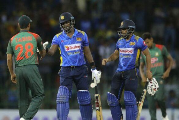अविष्का फ़र्नांडो के पारी के दम पर श्रीलंका ने दुसरे एकदिवसीय में बांग्लादेश को हराया, अपने नाम की सीरीज 21