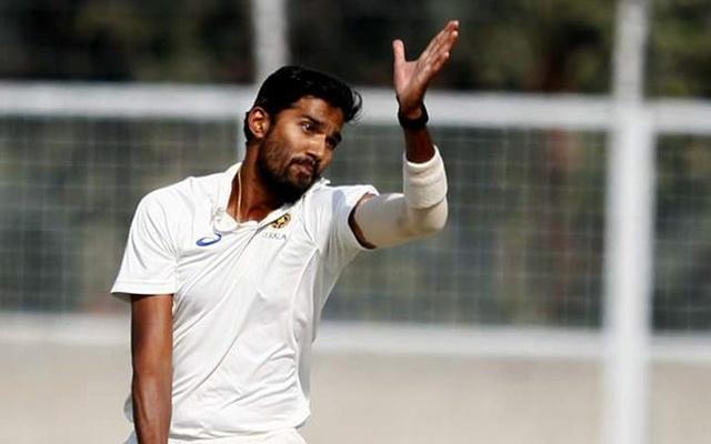 नवदीप सैनी की जगह संदीप वारियर लेंगे इंडिया ए की टीम में उनका स्थान