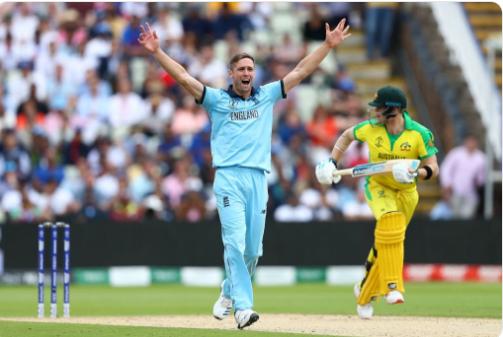 AUS vs ENG, 2nd Semi-Final : 'मैन ऑफ़ द मैच' क्रिस वोक्स ने बताई वो योजना, जिसके चलते ऑस्ट्रेलिया से जीतने में कामयाब रहा इंग्लैंड 34