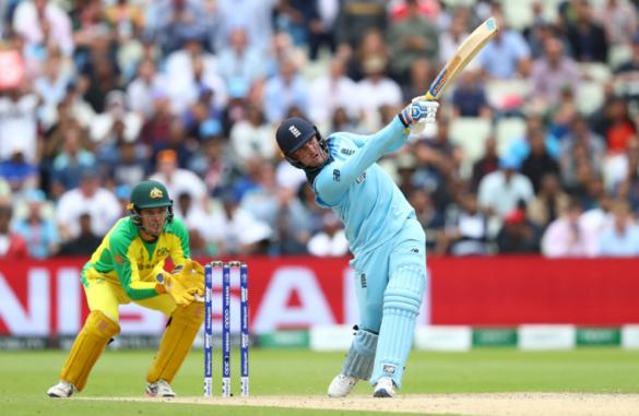 CWC 2019, ENGvsAUS: 27 साल बाद विश्व कप के सेमीफाइनल में इंग्लैंड, सोशल मीडिया पर इस वजह से उड़ा अंपायर का मजाक 35