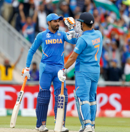 भले ही हार गया हो भारत, लेकिन जडेजा-धोनी की साझेदारी ने बना डाला विश्व रिकॉर्ड
