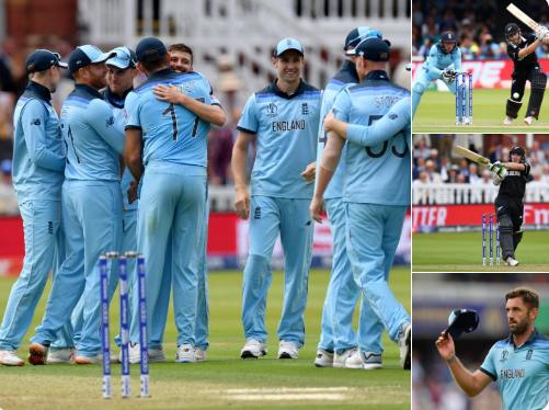 ENG vs NZ, Final : इंग्लैंड ने न्यूजीलैंड को हरा जीता विश्व कप 2019, देखें मैच का पूरा स्कोरकार्ड 29