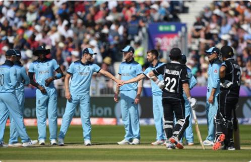 ENGvsNZ : इंग्लैंड ने न्यूजीलैंड को 119 रन से हराकर सेमीफाइनल में बनाई जगह, देखें मैच का पूरा स्कोरकार्ड 13