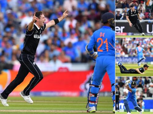 IND vs NZ, 1st Semi-Final : न्यूजीलैंड ने भारत को 18 रन से हरा फाइनल में बनाई अपनी जगह, देखें मैच का पूरा स्कोरकार्ड