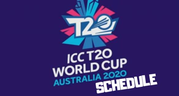 आईसीसी क्रिकेट टी20 विश्व कप का फुल शेड्यूल जारी, जाने किस-किस दिन होंगे भारत के मैच 1