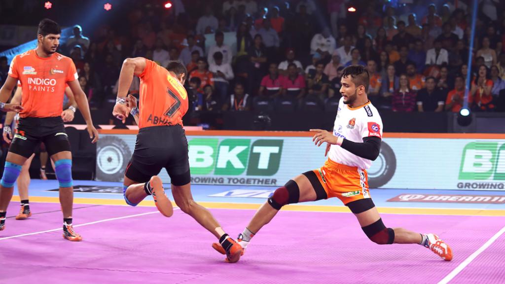 प्रो कबड्डी लीग 2019: अनूप कुमार की पुणेरी पलटन को फिर मिली हार, पहली जीत का इंतजार हुआ लंबा 2