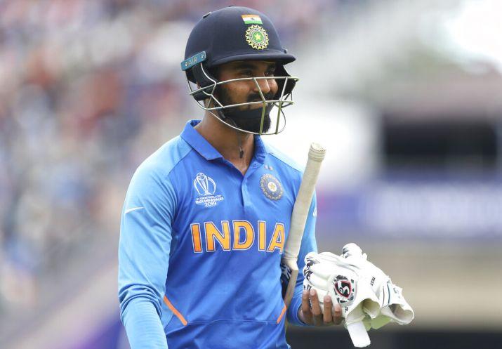 World Cup 2019: सेमीफाइनल में मिली हार के बाद सोशल मीडिया पर केएल राहुल ने लिखा 'Heartbreaking'