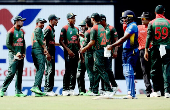 लसिथ मलिंगा के अंतिम मैच में हुआ कुछ ऐसा बांग्लादेश टीम पर लगा जुर्माना 19