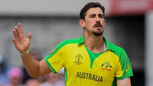 CWC 2019: सेमीफाइनल से भारत हुआ बाहर तो मिचेल स्टार्क ने इस भारतीय बल्लेबाज को बताया सबसे बेहतर 22