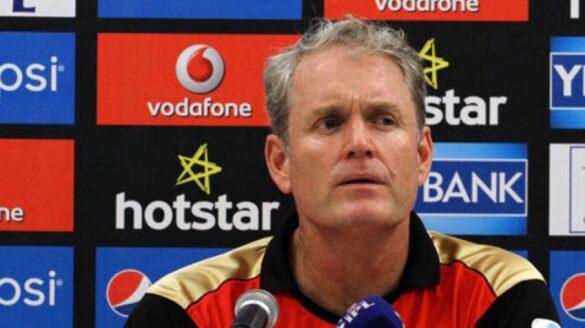 क्या टॉम मूडी ने भारतीय टीम के कोच बनने के लिए छोड़ी सनराइजर्स हैदराबाद की कोचिंग,  इन्होने किया इशारा 9