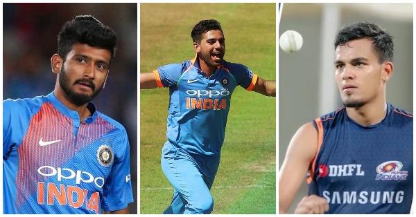 पहली बार राजस्थान के तीन खिलाड़ी हुए टीम इंडिया में शामिल