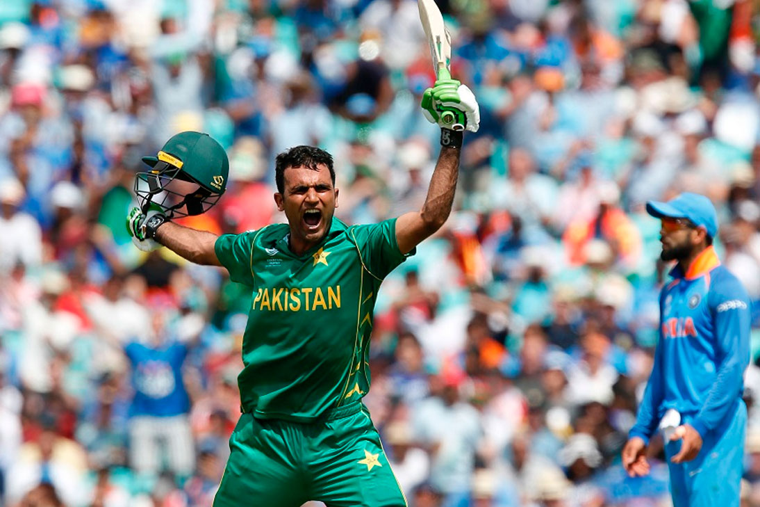 पाकिस्तान में हो रही आलोचना के बीच इस विदेशी टीम ने किया फखर जमान को अपनी टीम में शामिल 1