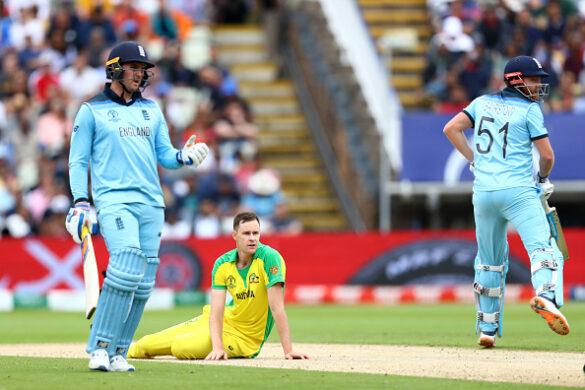 World Cup 2019: इंग्लैंड ने ऑस्ट्रेलिया को 8 विकेट से हराकर फाइनल में बनाई जगह 37