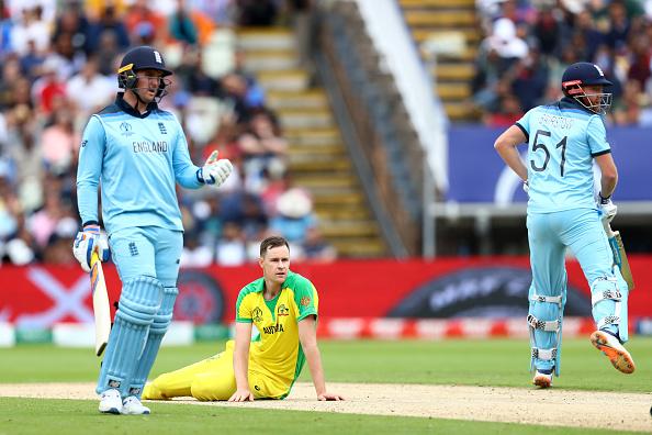 World Cup 2019: ENG vs AUS: स्टैट्स: मैच में बने कुल 13 ऐतिहासिक रिकॉर्ड, इंग्लैंड ने 27 साल बाद हासिल की यह विशेष उपलब्धि 3