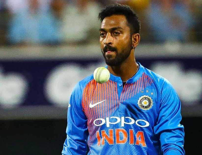 क्रुणाल पंड्या ने वेस्टइंडीज दौरा शुरू होने से पहले इस खिलाड़ी की तरह खेलने की इच्छा जताई 2