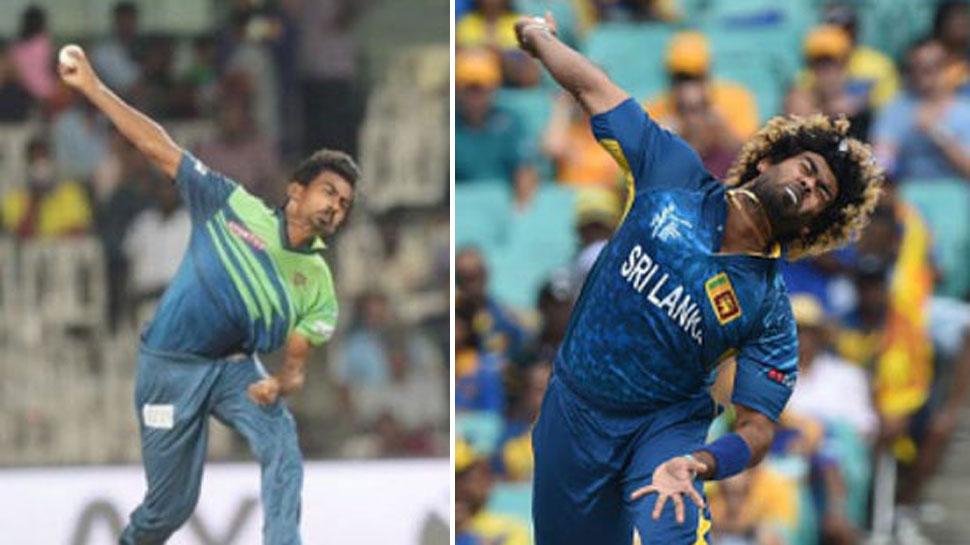 WATCH : भारतीय टीम को भी मिला लसिथ मलिंगा, गेंदबाज का एक्शन देख हो जायेंगे हैरान