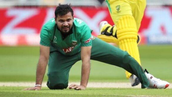 CWC19- बांग्लादेश टीम पर बोझ बने हुए हैं कप्तान मशरफे मुर्तजा? 2