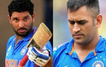 युवराज सिंह ने कहा था महेंद्र सिंह धोनी ने नहीं किया सपोर्ट, तो अब आशीष नेहरा ने माही के बचाव में कही ये बात 45