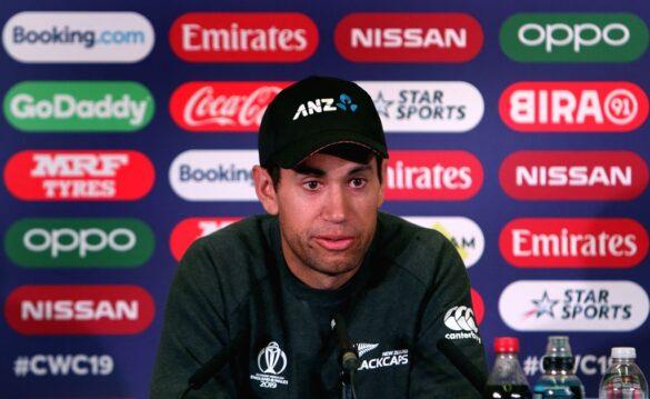 रॉस टेलर का खुलासा सेमीफाइनल वाली रात इस भारतीय खिलाड़ी के डर से नहीं आई नींद 19
