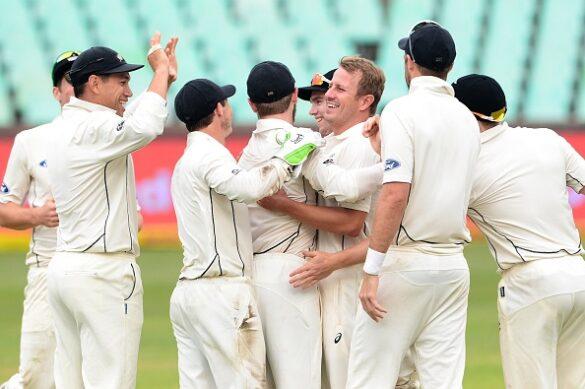 श्रीलंका के खिलाफ टेस्ट सीरीज के लिए न्यूजीलैंड टीम का ऐलान, 4 स्पिनरों को दी टीम में जगह 8