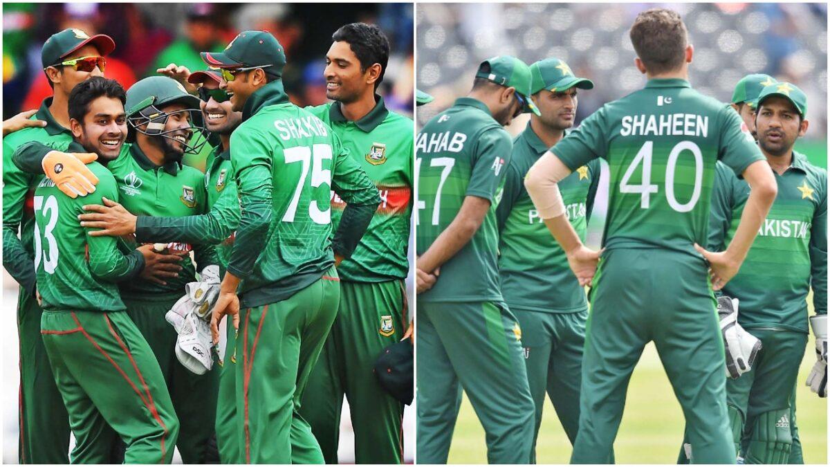 बांग्लादेश और पाकिस्तान की टीम इन 11-11 खिलाड़ियों के साथ उतरेगी एक दुसरे के आमने सामने