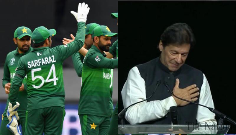 पाकिस्तान के प्रधानमंत्री इमरान खान ने दुनिया की दी चेतावनी विश्व कप 2023 में दिखेगी अलग टीम