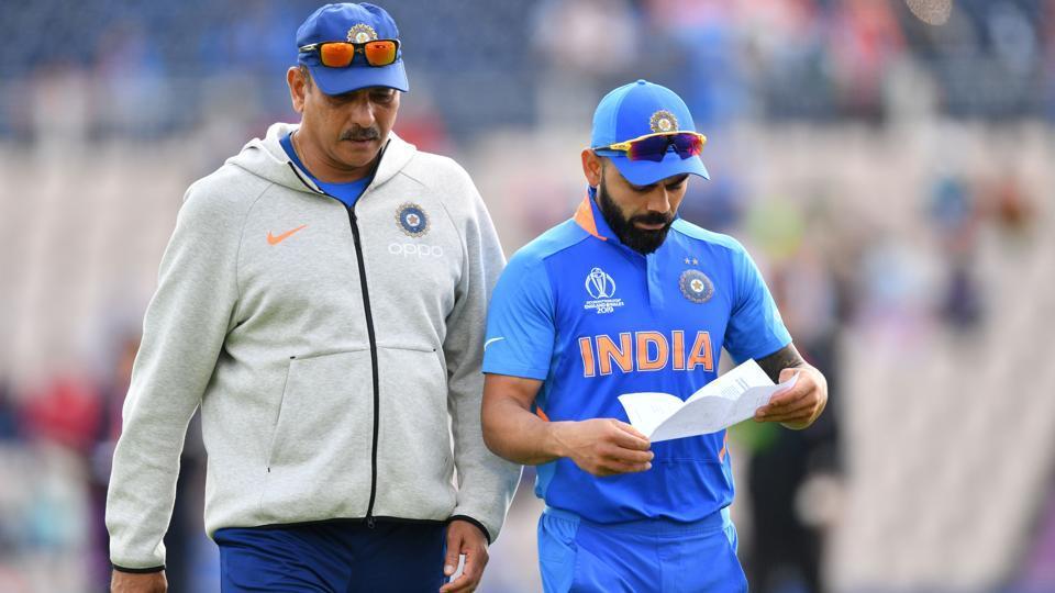 विश्व कप 2019 में विराट कोहली -रवि शास्त्री के यह चार फैसले थे समझ से परे, हार के भी बने कारण
