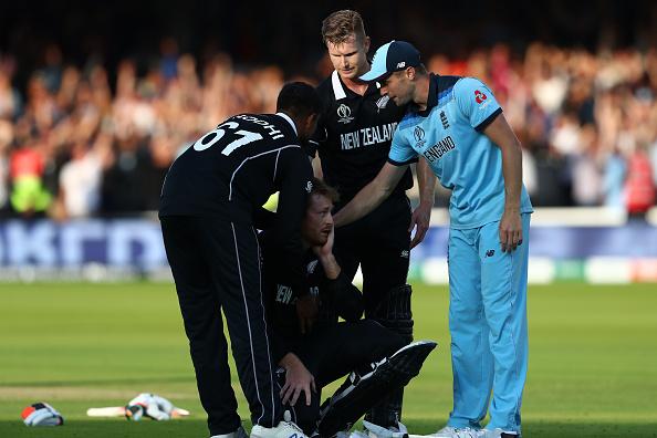 विश्व कप फाइनल में दिखायी खेल भावना के लिए एमसीसी ने न्यूजीलैंड को चुना स्पिरिट ऑफ द ईयर 3