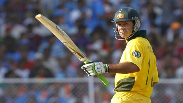 रिकी पोंटिंग ने 17 साल बाद किया खुलासा बताया 2003 विश्व कप फाइनल में क्यों खेली भारत के खिलाफ विस्फोटक पारी 26