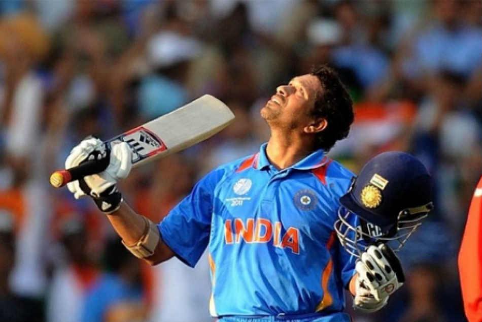 सचिन तेंदुलकर के 2011 विश्व कप जीत का क्षण लॉरियस पुरस्कार के लिए हुआ नामित 1