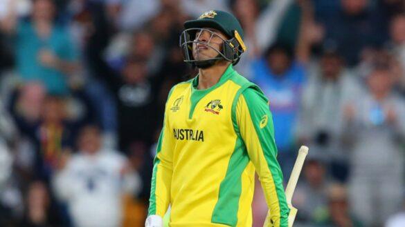 WORLD CUP 2019: ऑस्ट्रेलिया को लगा बड़ा झटका उस्मान ख्वाजा को टूर्नामेंट से बाहर 29