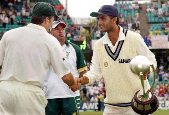 सौरव गांगुली ने बताया, उनकी कप्तानी में सिर्फ एक खिलाड़ी स्लेजिंग करने में करता था मदद 20