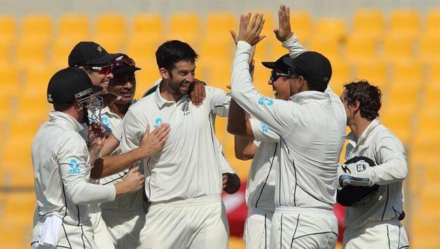 श्रीलंका के खिलाफ टेस्ट सीरीज के लिए न्यूजीलैंड टीम का ऐलान, 4 स्पिनरों को दी टीम में जगह 1