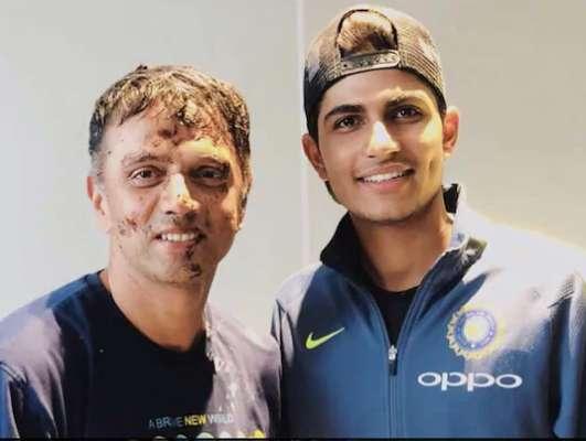 राहुल द्रविड़ को दिया शुभमन गिल ने अब तक की अपनी सफलता का पूरा श्रेय