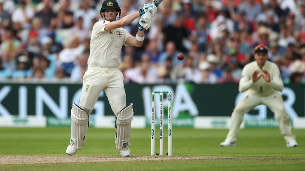 ASHES 2019- स्टीवन स्मिथ की शानदार पारी के बदौलत ऑस्ट्रेलिया ने दूसरे टेस्ट में भी हासिल की बढ़त, बढ़ाया जीत की ओर कदम 2