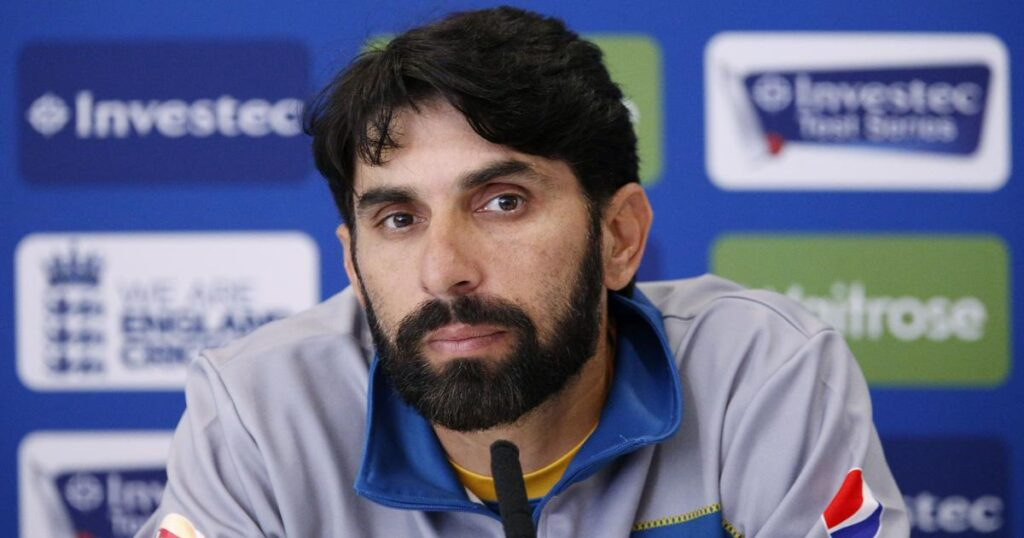 मिस्बाह उल हक़ बनेंगे पाकिस्तान टीम के नये मुख्य कोच, इस कदम से मिला संकेत 1