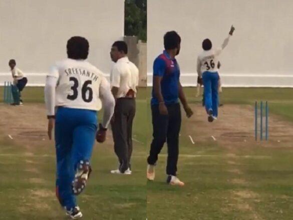 WATCH: भारतीय टीम में वापसी के लिए श्रीसंत ने शुरू किया अभ्यास, जल्द हो सकती है वापसी! 22