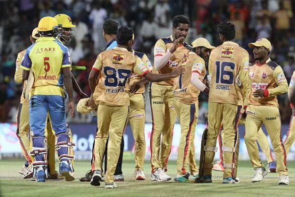 TNPL19- अश्विन की धीमी बल्लेबाजी से टीम के फाइनल में पहुंचने का सपना अधुरा, विजय शंकर की टीम ने बनाया फाइनल में जगह 29
