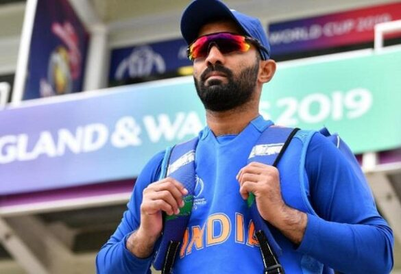 विजय हजारे ट्रॉफी के लिए तमिलनाडु के कप्तान बने दिनेश कार्तिक 7