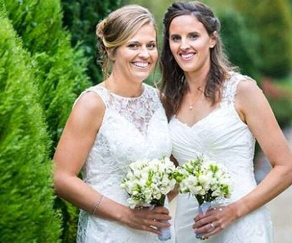 न्यूजीलैंड की समलैंगिक महिला क्रिकेटर एमी सैथरवेट और ली ताहूहू ने दिया अपने पहले बच्चे को जन्म 8