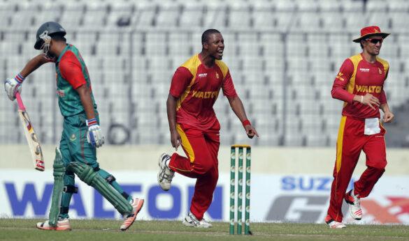 आईसीसी द्वारा बैन लगने के बाद भी बांग्लादेश दौरे पर आ रही जिम्बाब्वे, जानें वजह 15