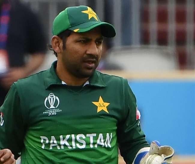 धारा 370 पर पाकिस्तान के कप्तान सरफराज अहमद का भारत के खिलाफ विवादित बयान 2