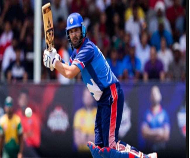 युवराज सिंह की टीम के खिलाड़ी ने तोड़ा रिकी पोंटिग का 14 साल पुराना रिकॉर्ड, रच दिया इतिहास 1