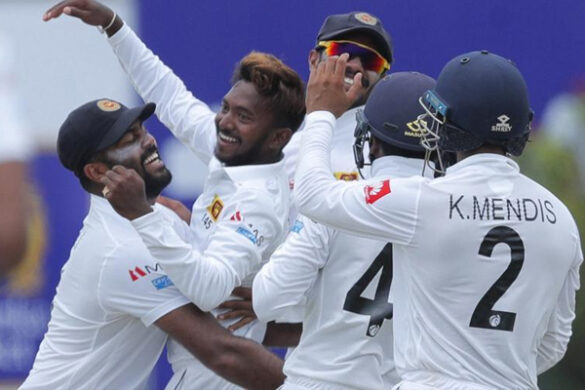 INDvsSL : श्रीलंकाई टीम को लगा बड़ा झटका, दूसरे टेस्ट से बाहर हुआ स्टार खिलाड़ी 7