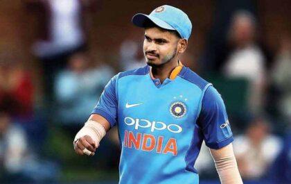 क्या भविष्य में श्रेयस अय्यर बनना चाहते हैं भारतीय टीम का कप्तान? दिया उन्होंने ये जवाब 40