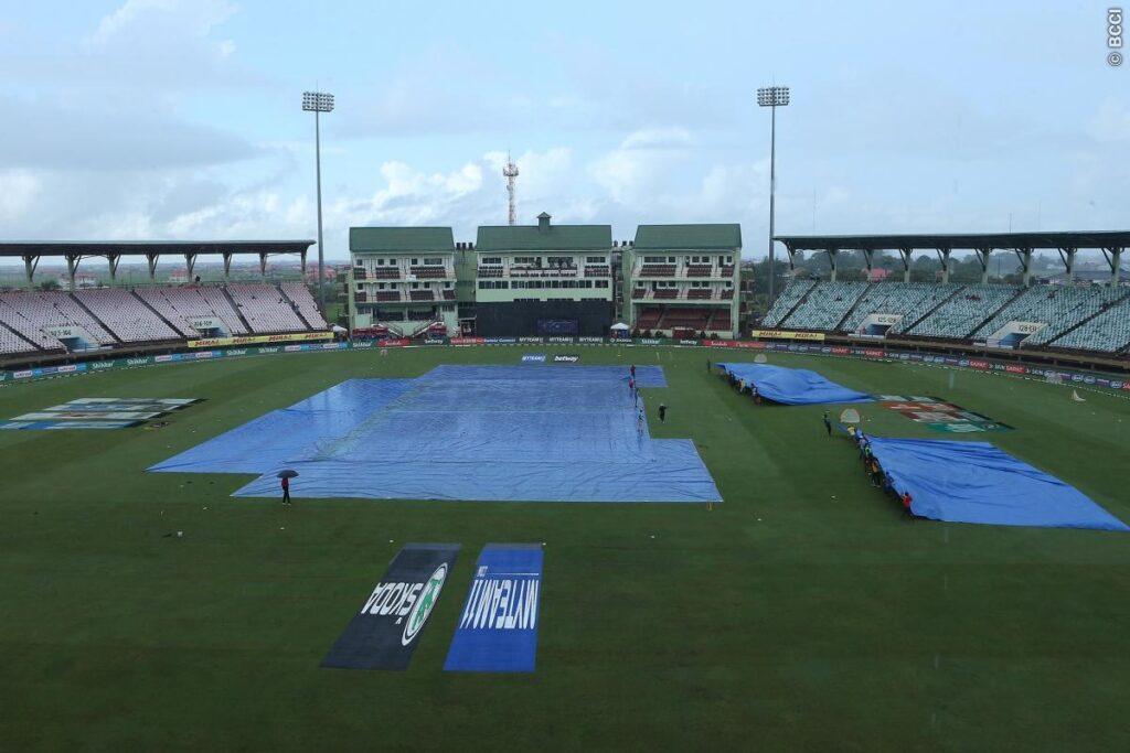 WIvIND, तीसरा वनडे: बारिश की वजह से मैच हुआ रद्द तो भारतीय टीम को होगा यह बड़ा नुकसान 1