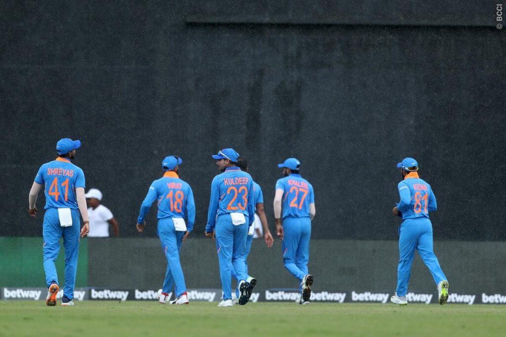 WIvIND, तीसरा वनडे: बारिश की वजह से मैच हुआ रद्द तो भारतीय टीम को होगा यह बड़ा नुकसान 3