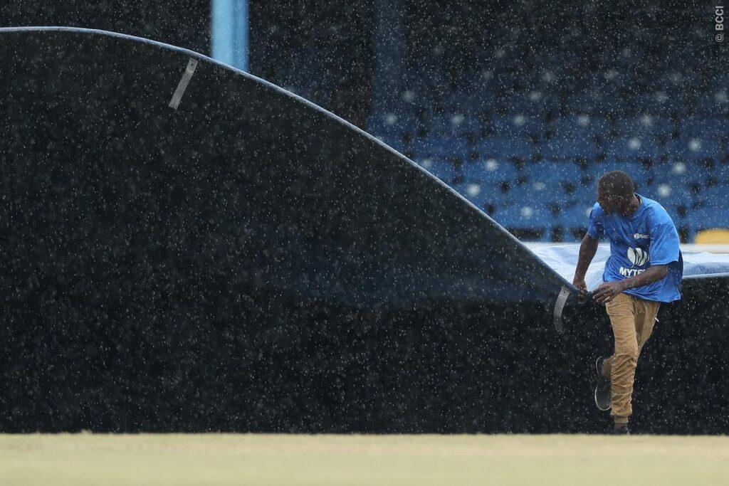 WIvIND, तीसरा वनडे: बारिश की वजह से मैच हुआ रद्द तो भारतीय टीम को होगा यह बड़ा नुकसान 2