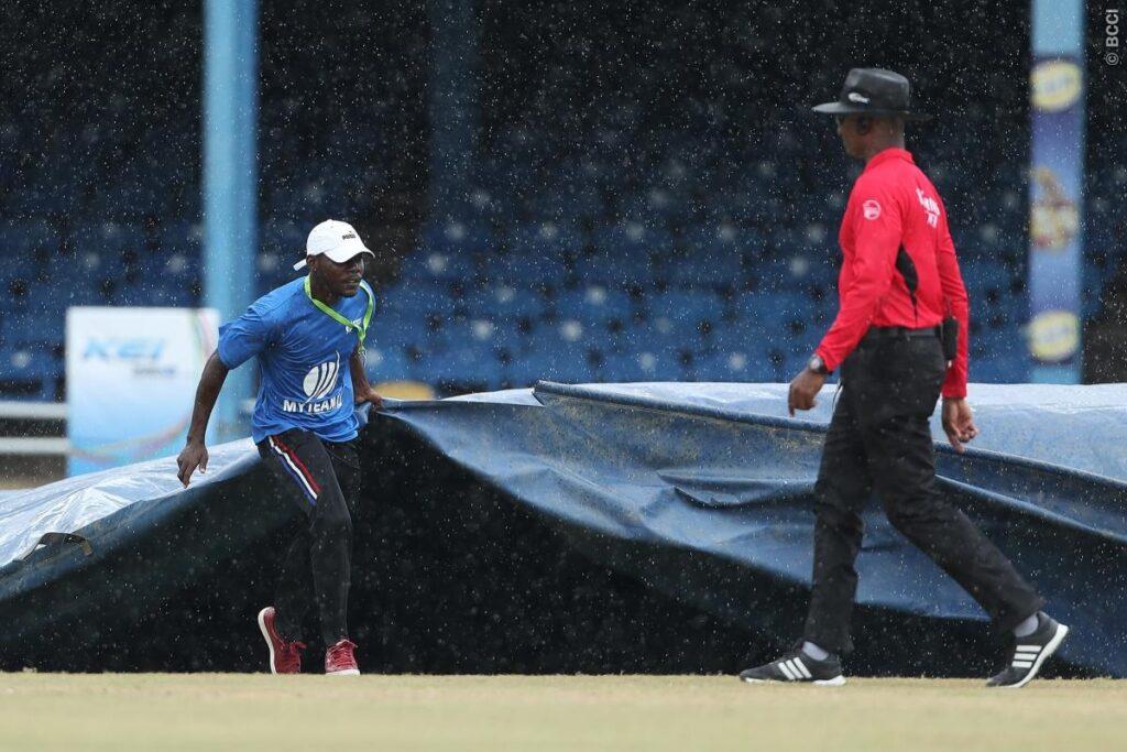 WIvIND, तीसरा वनडे: वेस्टइंडीज ने जीता टॉस, दोनों टीमों में हुआ बदलाव 1